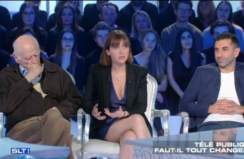 Victime de sexisme, Aurore Bergé réagit : Je n'ai pas à être jugée sur la longueur de ma robe