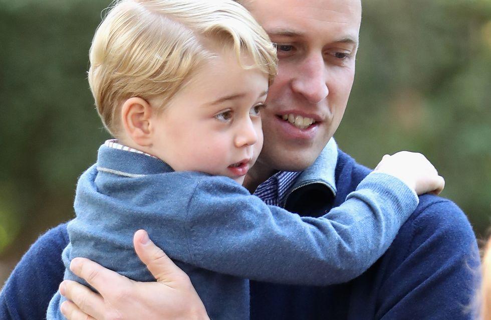 Kate Middleton révèle l'incroyable passion qu'ont en commun le prince George et son mari