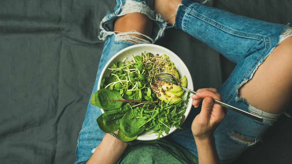 Lo que crees (y no deberías creer) sobre la alimentación vegana