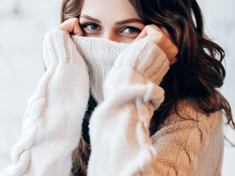 timide nue les adolescents