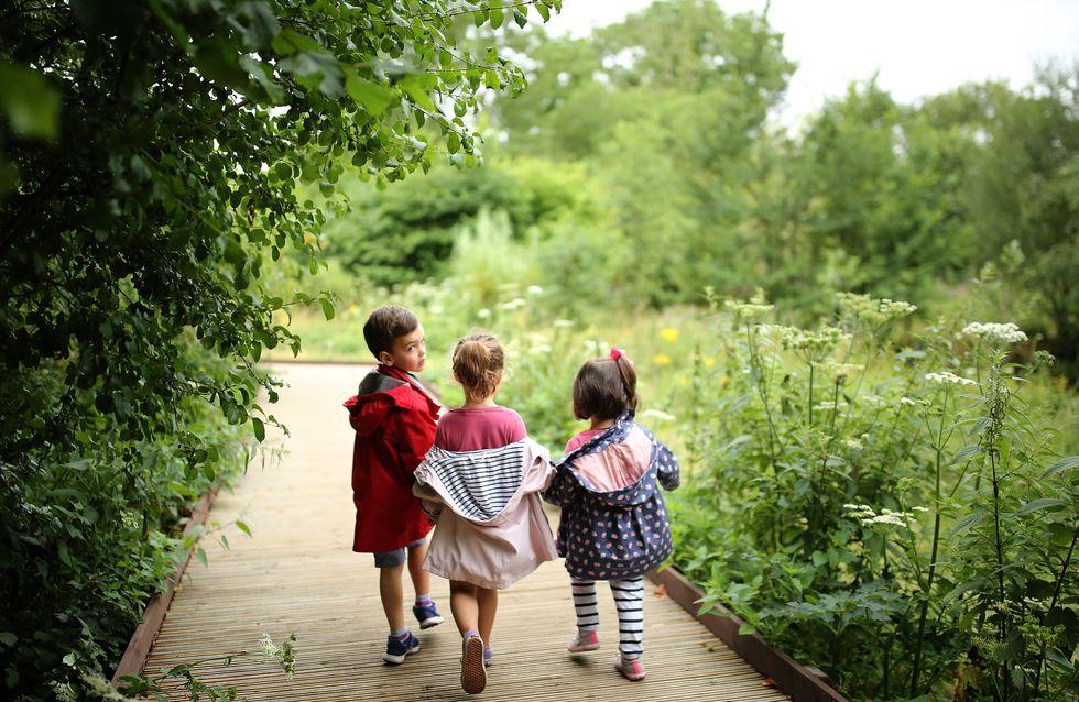 Les espaces verts favoriseraient le développement cérébral des enfants