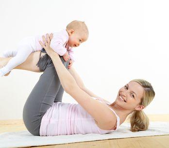 5 idées de sports à pratiquer avec bébé