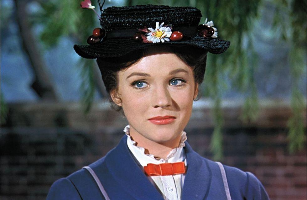 Mary Poppins est ENFIN de retour et ça promet d'être génial ! (vidéo)