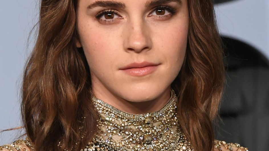 Emma Waston a dévoilé un tout nouveau tatouage aux Oscars (Photos)