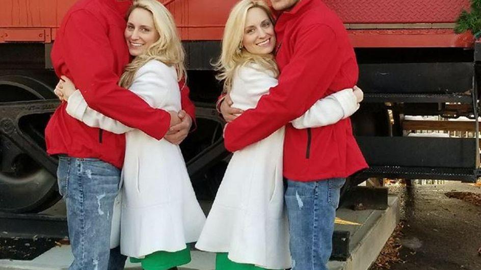 Des jumelles épousent des frères jumeaux le même jour, au même endroit (Photos)