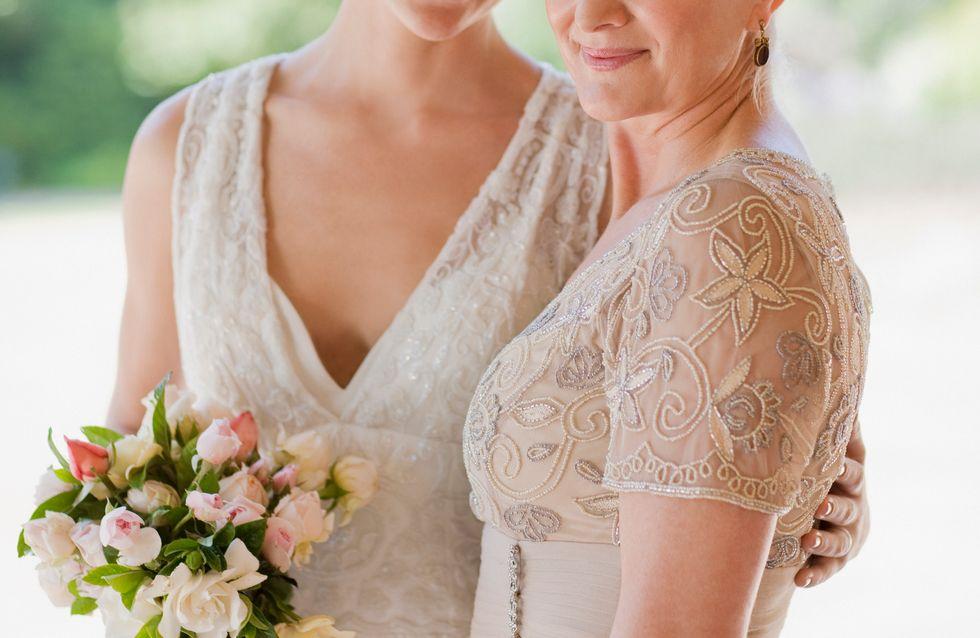 Quelle tenue pour les mères des mariés ?