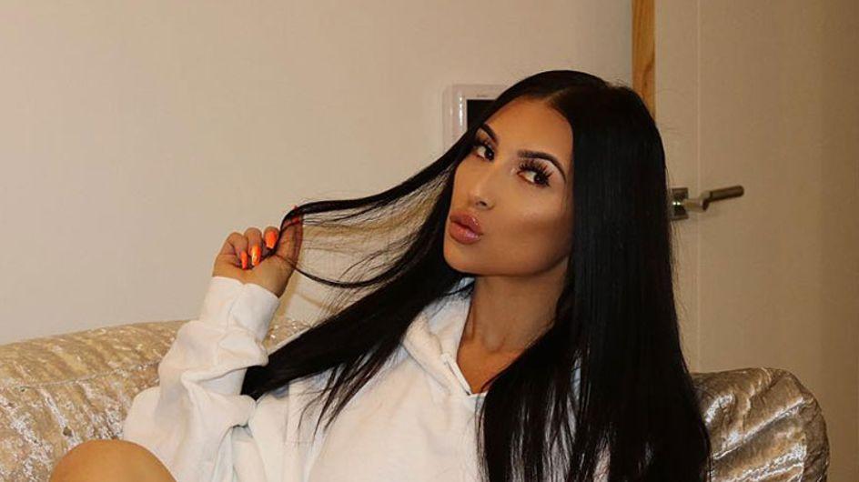 De dormir en un coche a ser millonaria: así es la doble de Kim Kardashian