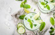 Esta primavera llena la nevera de cremas de verduras y sopas... ¡frías!