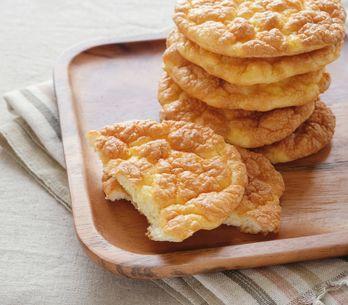 La recette du Cloud Bread ou pain nuage, ce pain sans farine et sans gluten