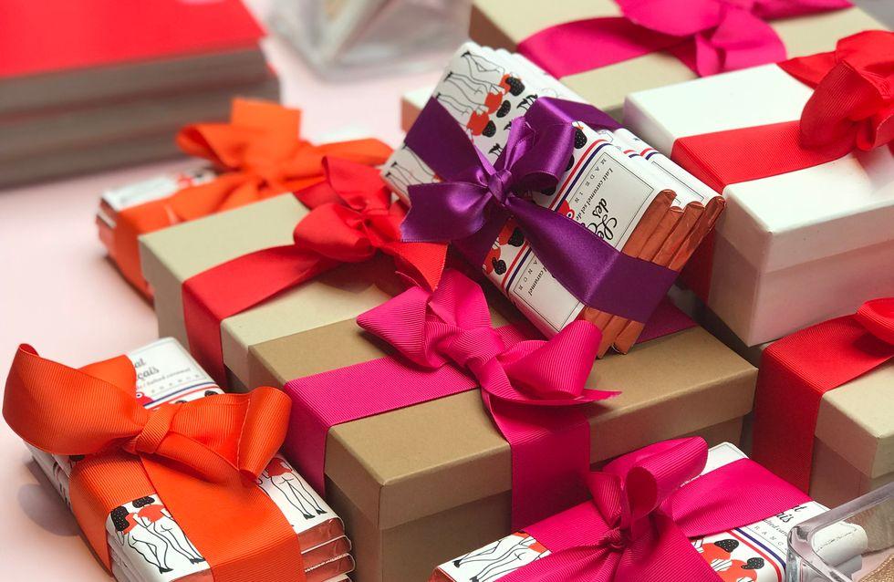 Le Chocolat des Français et Instagram lancent une collection capsule engagée ! (Photos)