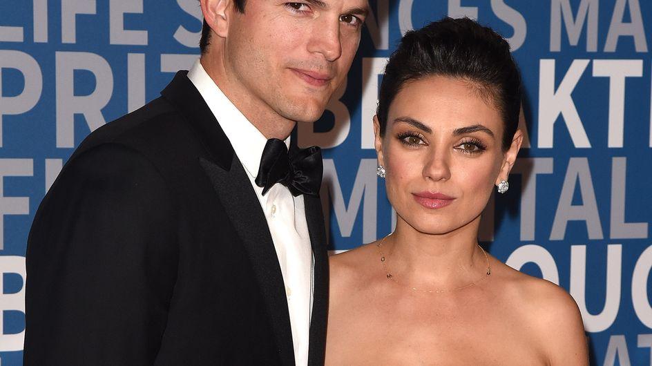 Ashton Kutcher et Mila Kunis ont choisi de déshériter leurs enfants