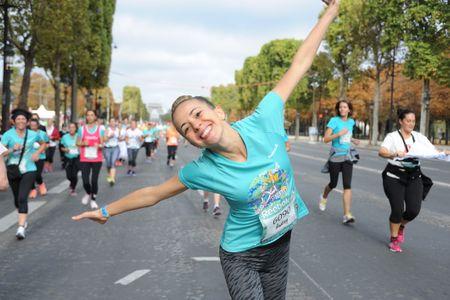 La Parisienne, la course parfaite puor épingler son premier dossard