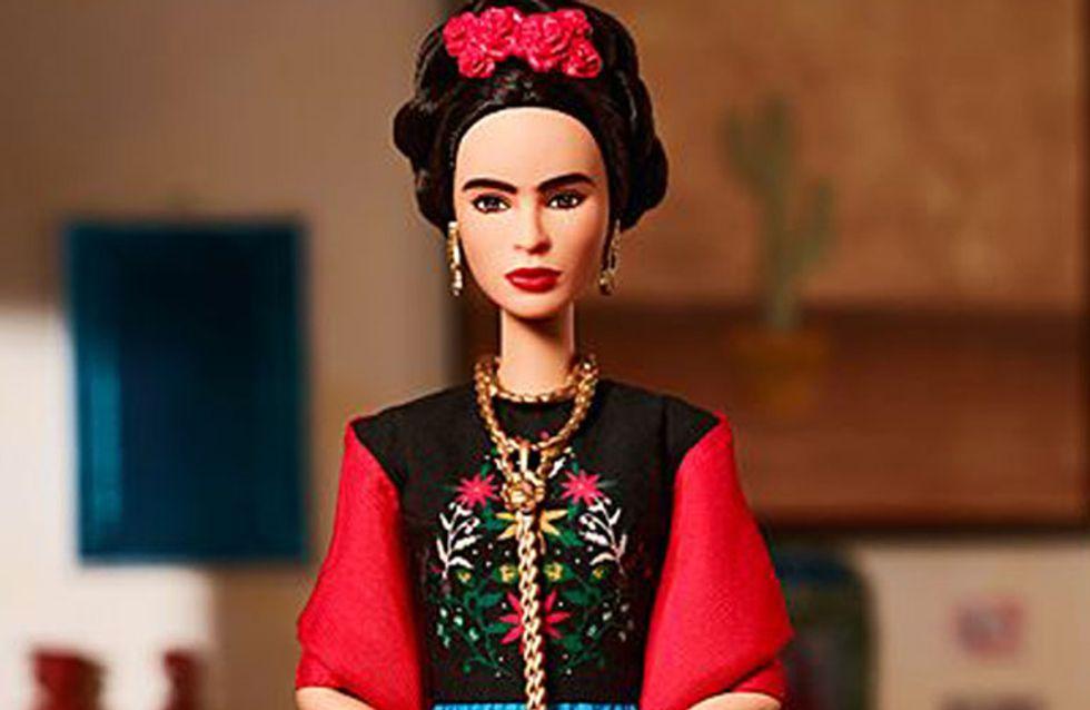 Frida Kahlo se convierte en Barbie