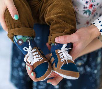 Le prime scarpine del tuo bambino: 7 cose da sapere!