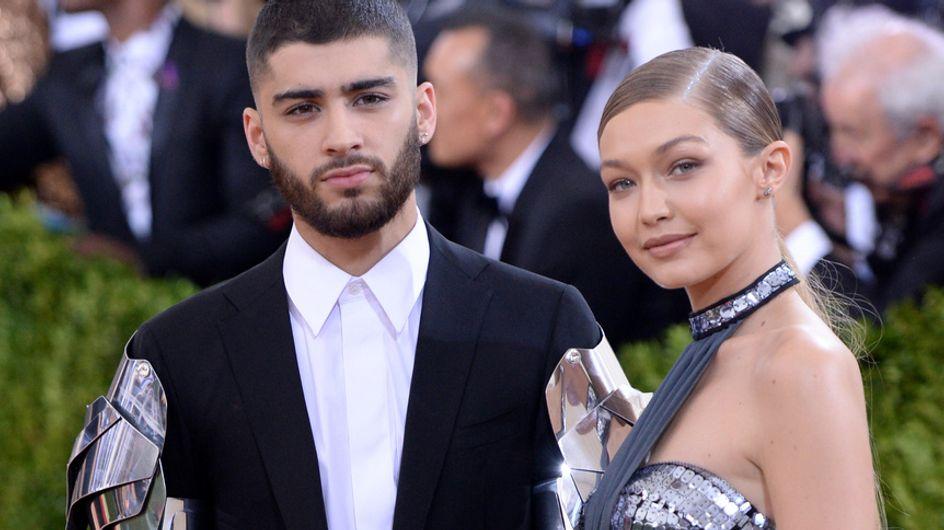 Zayn Malik y Gigi Hadid rompen después de dos años de relación