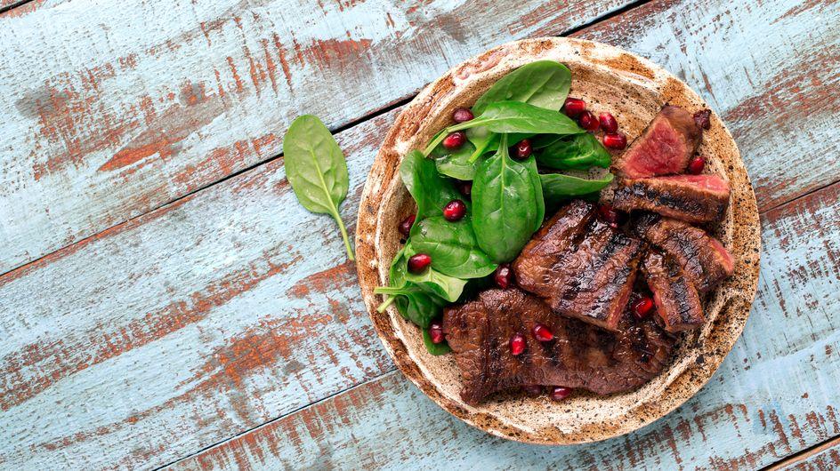 ¿Sabes cuántas calorías tiene la carne?