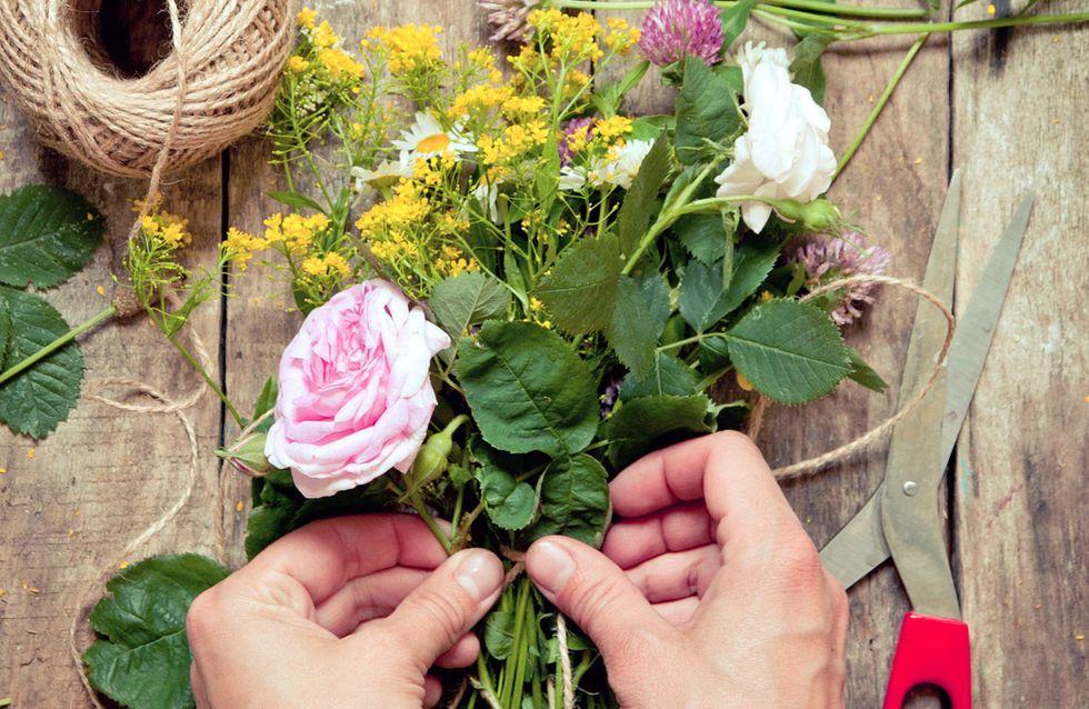Geschenke aus dem Garten: 5 geniale und super einfache DIY-Ideen