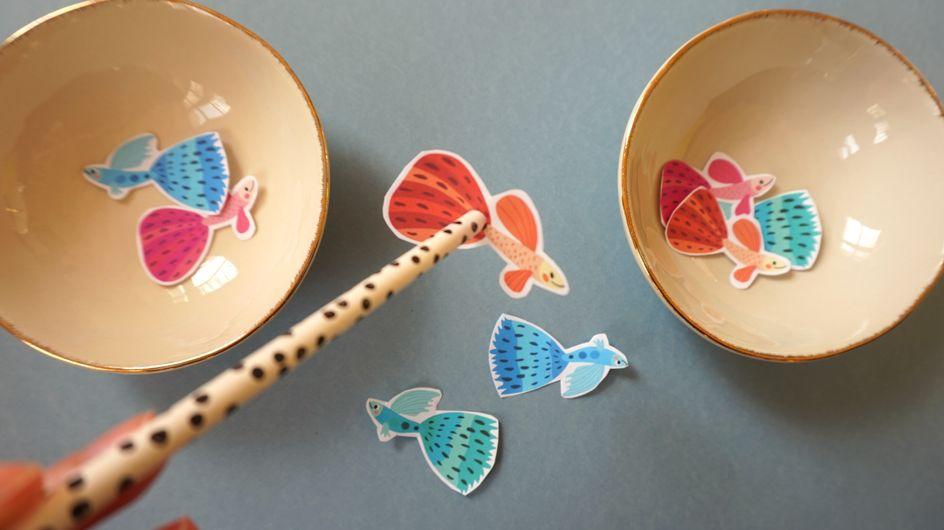 A la pêche... aux poissons pour le 1er avril !