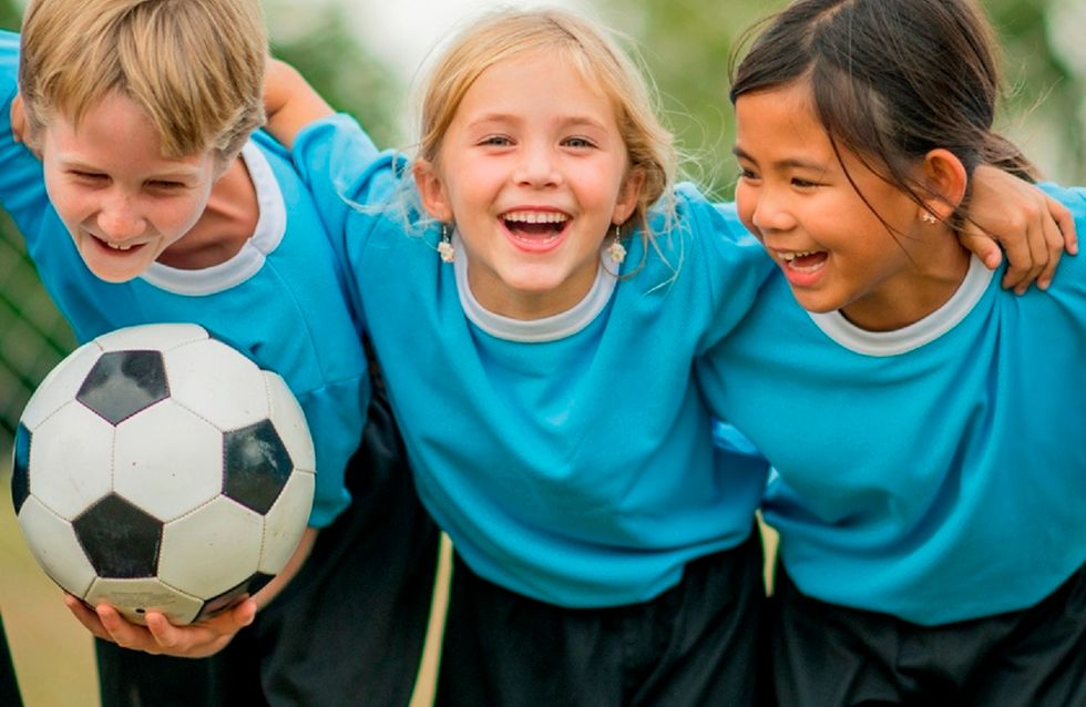 5 motivi per cui tutti i bambini dovrebbero fare sport!