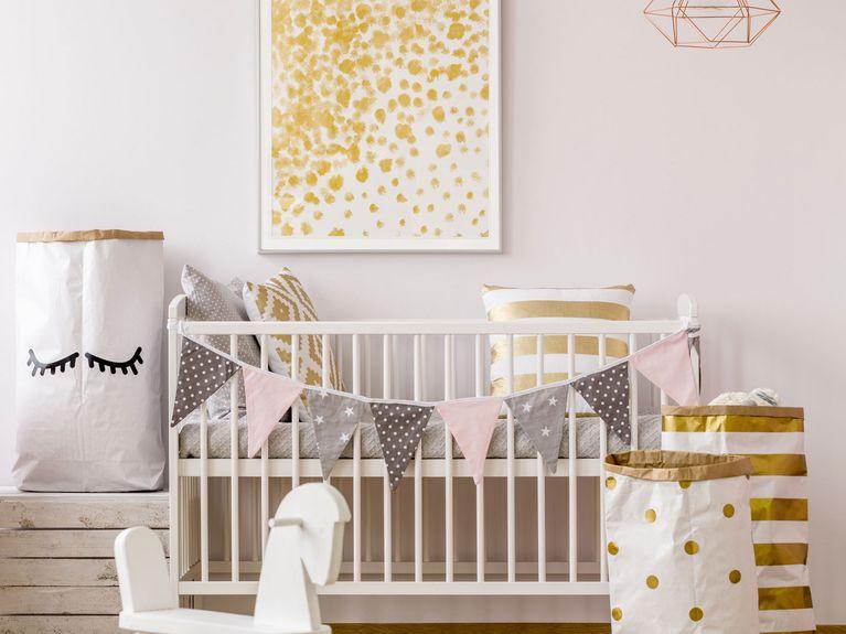 Babyzimmer richtig einrichten: so wird es perfekt!