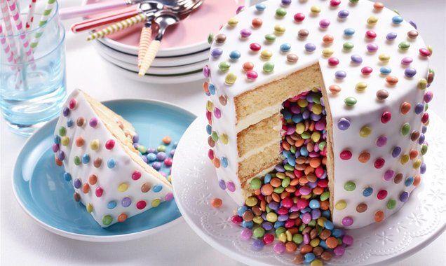 Smarties Kuchen Backen Die Besten Rezepte Von Einfach Bis Pfiffig