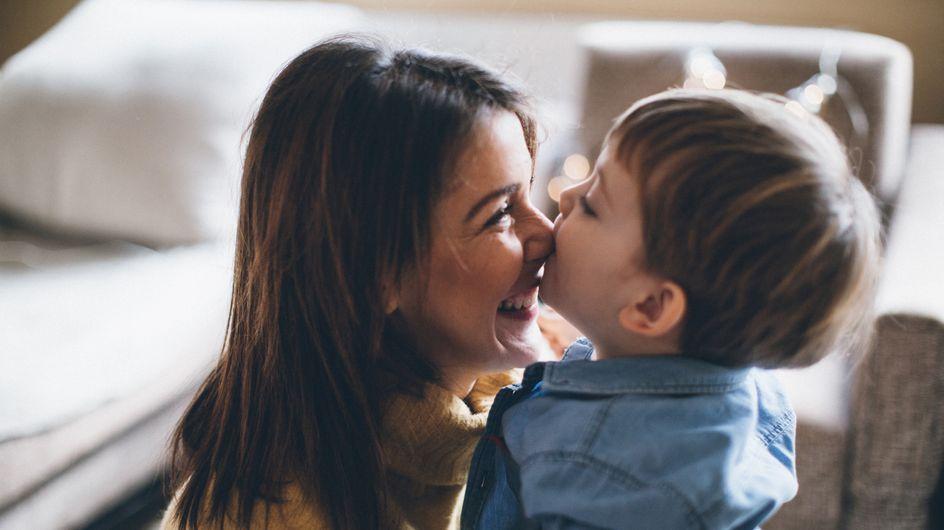 Die kleinen Dinge im Leben: 7 Gewohnheiten sehr glücklicher Mamas