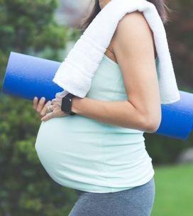Faire du sport pendant la grossesse permettrait d'accoucher plus vite