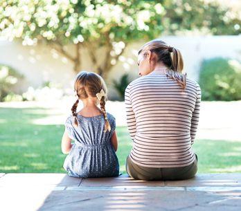 Mama, ich hab dich lieber als Papa. Was tun, wenn das Kind nur Mama will?