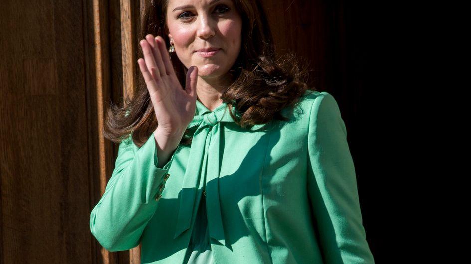 Kate Middleton surprend tout le monde avec une tenue ultra flashy (Photos)