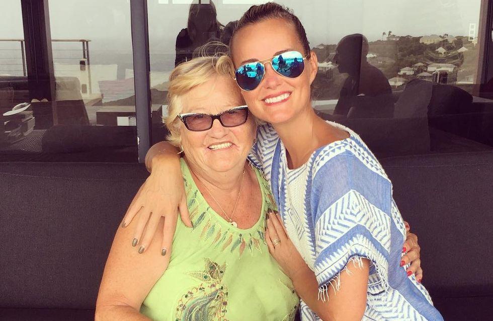 La grand-mère de Laetitia Hallyday alias «Mamie rock» sort du silence