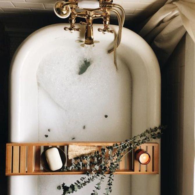 Trick 13: Legt euch ein Badewannentablett zu