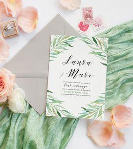 Invitations et faire-part de mariage : mode d'emploi