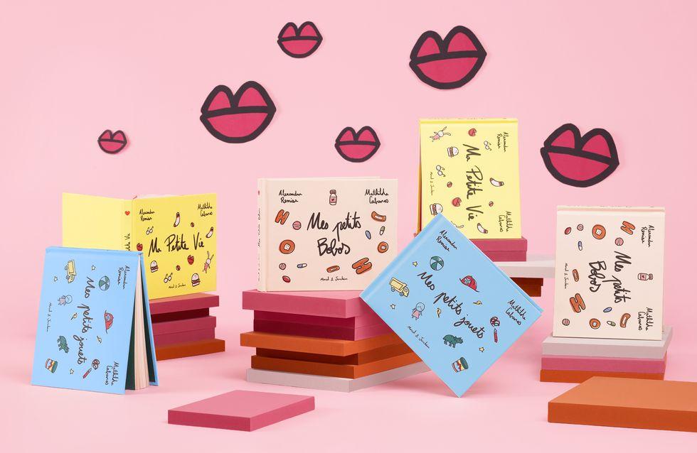 """""""Mes petits livres"""", la collection de bouquins que les enfants adorent"""