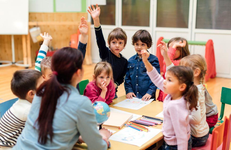 L'école sera obligatoire dès 3 ans à partir de la rentrée 2019