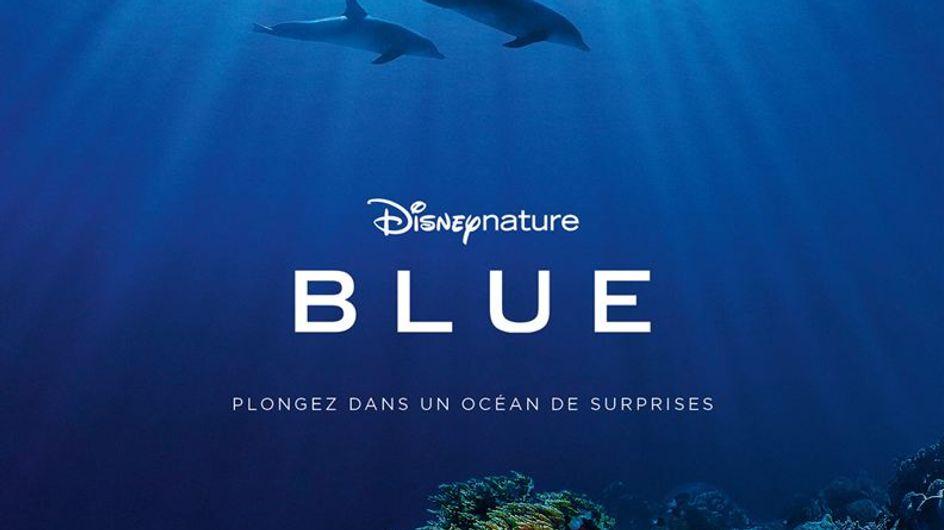 """Plongez au coeur de l'océan avec """"Blue"""", le nouveau documentaire Disneynature"""