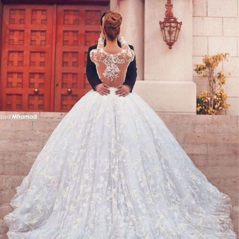 Vestidos Boda Princesa Pinterest