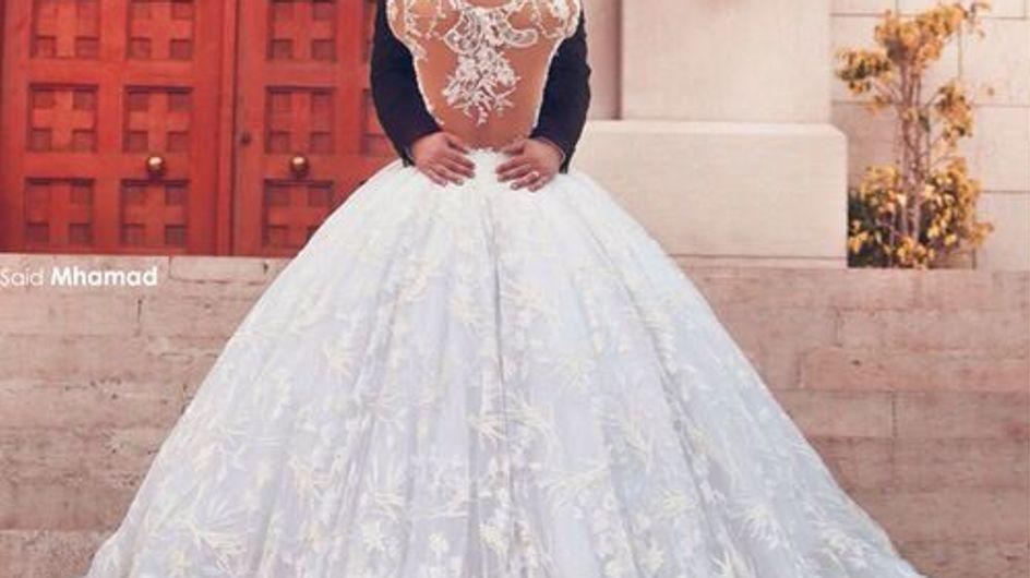 25 vestidos para una boda de princesa vistos en Pinterest