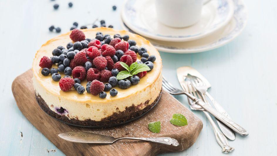 Cheesecake-Love: DAS sind die 3 weltbesten Käsekuchen-Rezepte mit Boden!