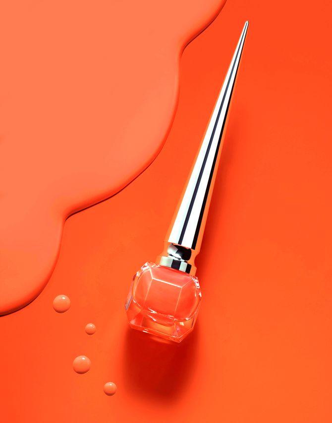 """Vernis à ongles """"Crosta Meteor"""", Christian Louboutin - 30 euros (disponible à partir de mai 2018)"""