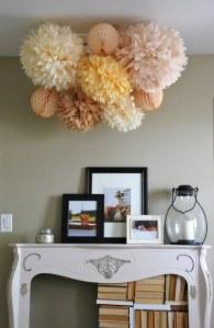 Les idées de décoration pour un plafond tendance : le plafond accessoirisé