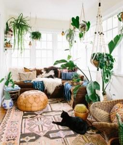 Les idées de décoration pour un plafond tendance : le plafond végétal