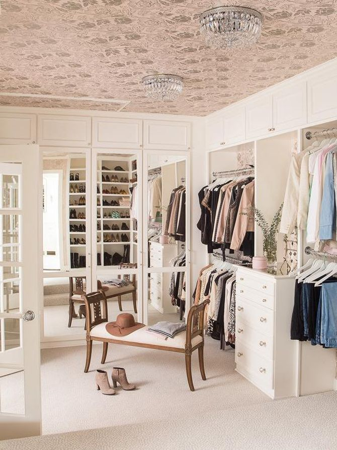 Les idées de décoration pour un plafond tendance : le plafond à motifs