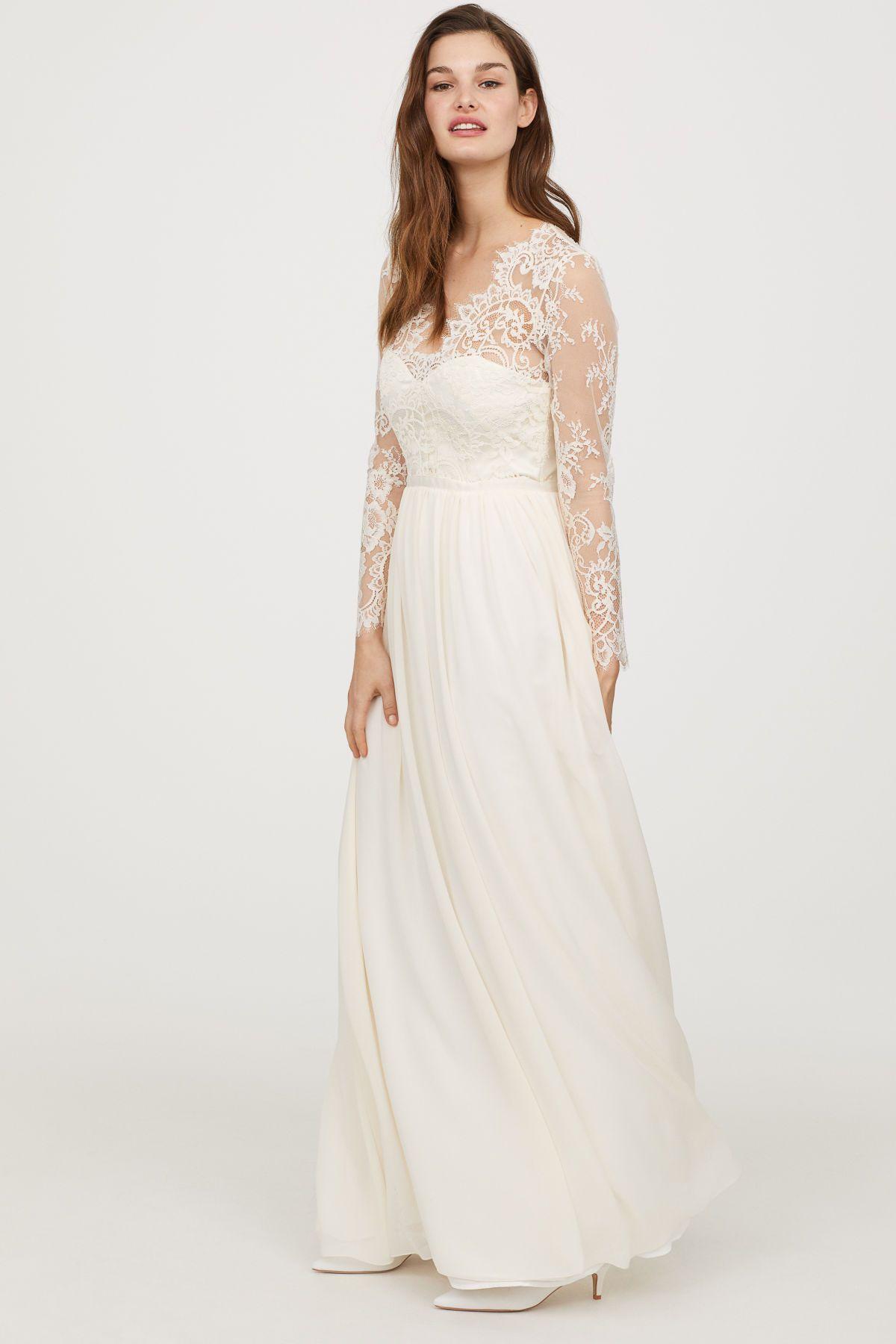 Brautkleider von H&M: So schön ist die neue Kollektion!