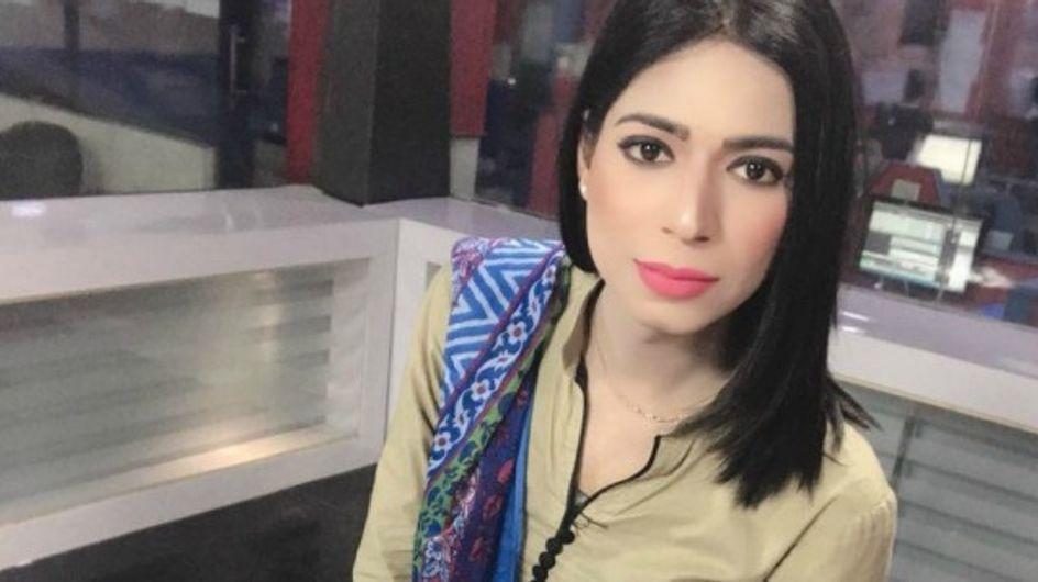 Marvia Malik devient la première présentatrice transgenre au Pakistan