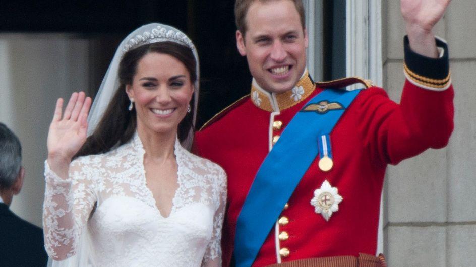Kate e William ma non solo: viaggio a ritroso nella storia dei matrimoni reali inglesi!