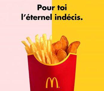 C'est officiel : McDonald's lance un nouvel accompagnement mi frites, mi potatoe