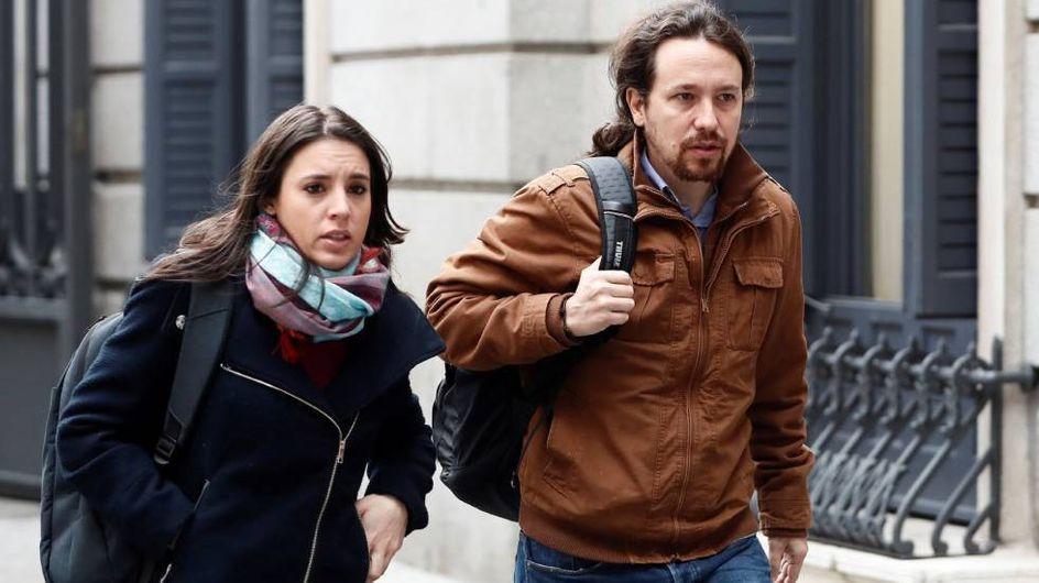 Irene Montero y Pablo Iglesias serán padres de mellizos en otoño