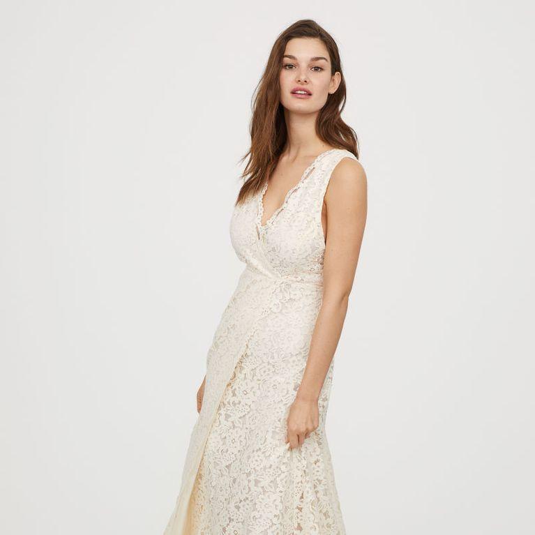 c496d8de6ac44 H&M dévoile sa nouvelle collection de robes de mariée chic et branchées à  petits prix !