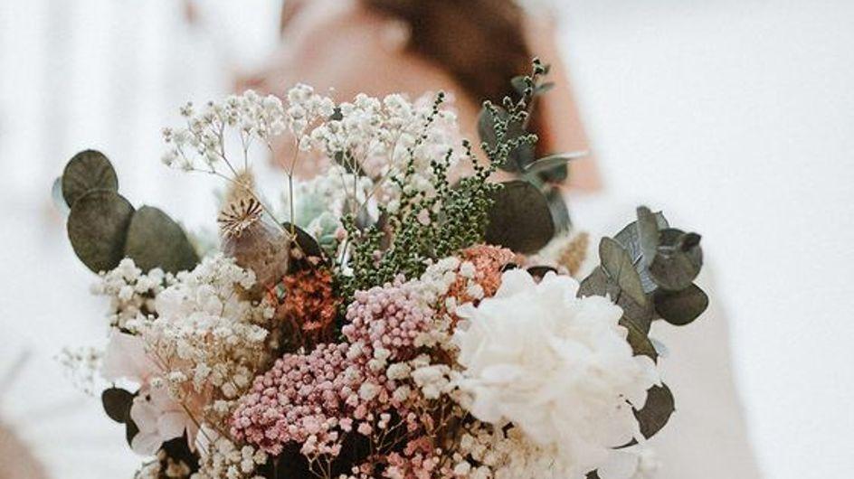 Ramos de novia: ¡elige el tuyo según el significado de las flores!