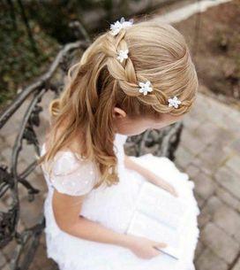 Mariage, vacances, école... toutes nos idées de tresses pour les petites filles